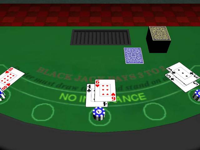 A Guide to the Blackjack 3 D